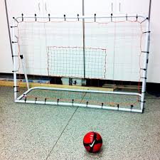 En rebounder øger træningsmulighederne